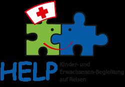HELP Reisebegleitung Logo